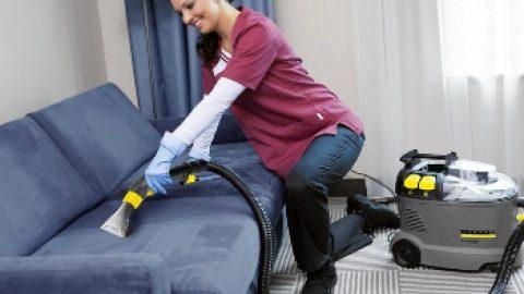 Как ухаживать за мягкой мебелью из ткани